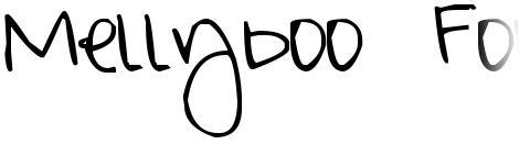 Mellyboo Font