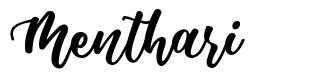 Menthari