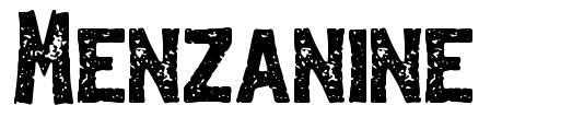 Menzanine