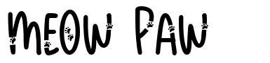 Meow Paw