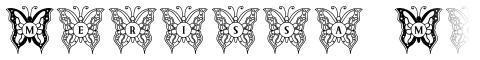 Merissa Monogram