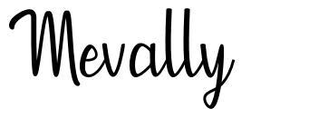 Mevally
