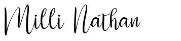 Milli Nathan