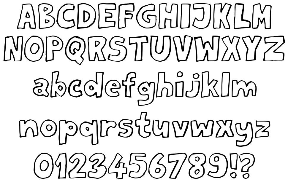 Milord font
