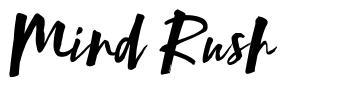 Mind Rush fuente