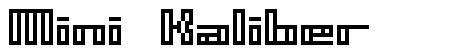 Mini Kaliber