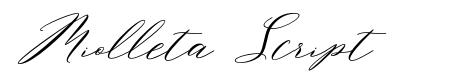 Miolleta Script