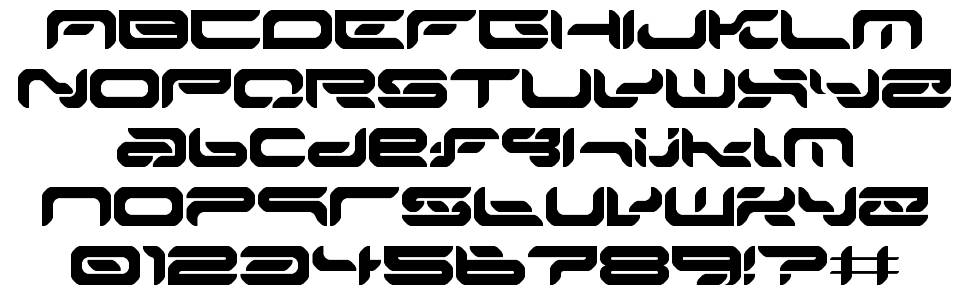 Mionta font