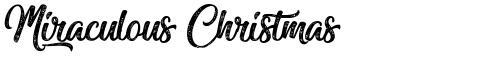 Miraculous Christmas