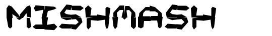 Mishmash font