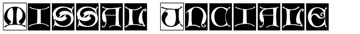 Missal Unciale