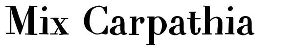 Mix Carpathia