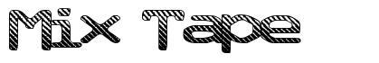 Mix Tape font
