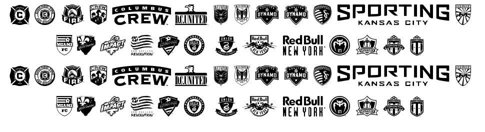 MLS Esast font