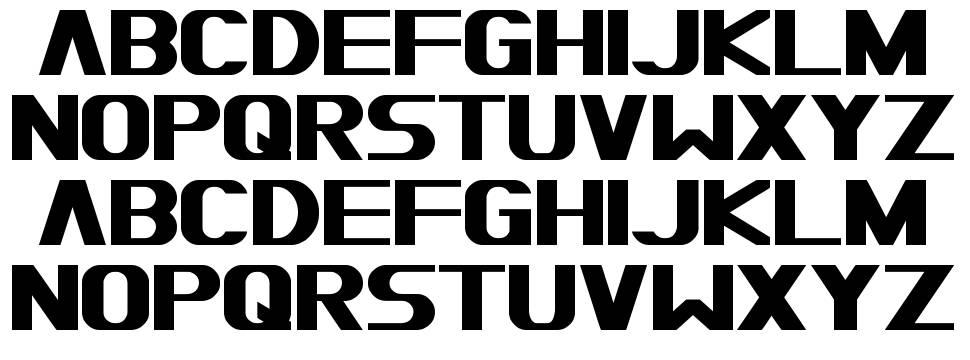 Moiser Heavy font