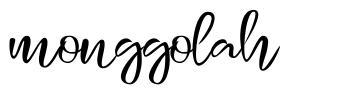 Monggolah