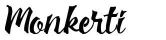 Monkerti