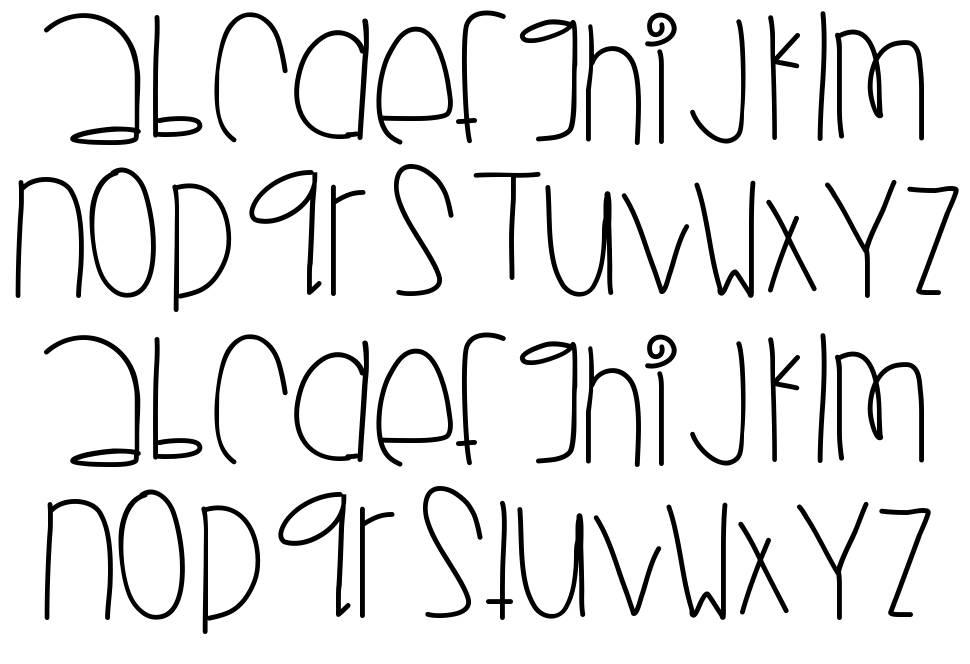Monkey Wishes font