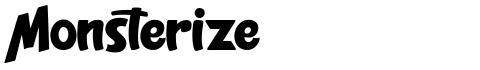 Monsterize