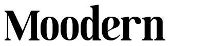 Moodern