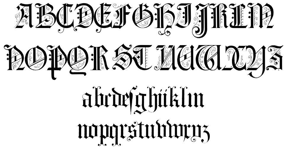 Morcrepito font