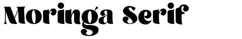 Moringa Serif