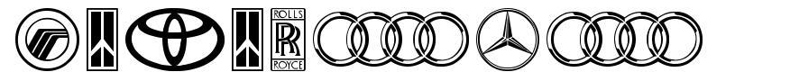 Motorama font