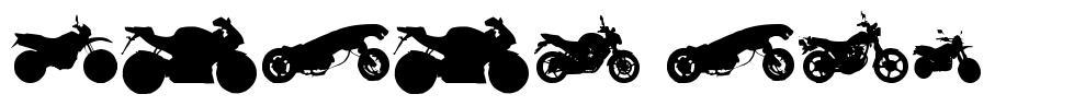 Motos TFB font