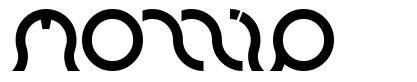 Mozzie font