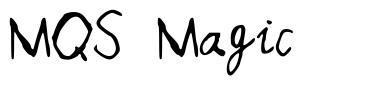 MQS Magic font