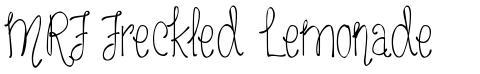 MRF Freckled Lemonade