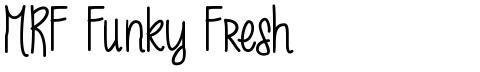MRF Funky Fresh