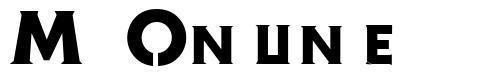 MuOnline font