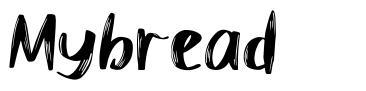 Mybread шрифт
