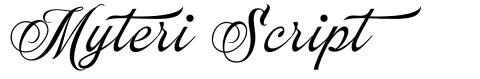 Myteri Script