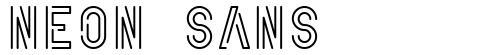 Neon Sans