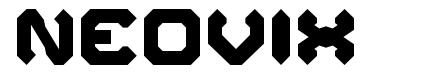 Neovix font