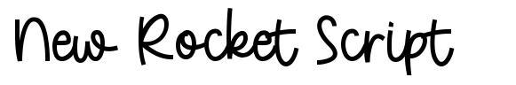 New Rocket Script