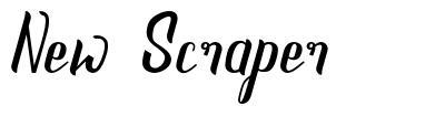 New Scraper