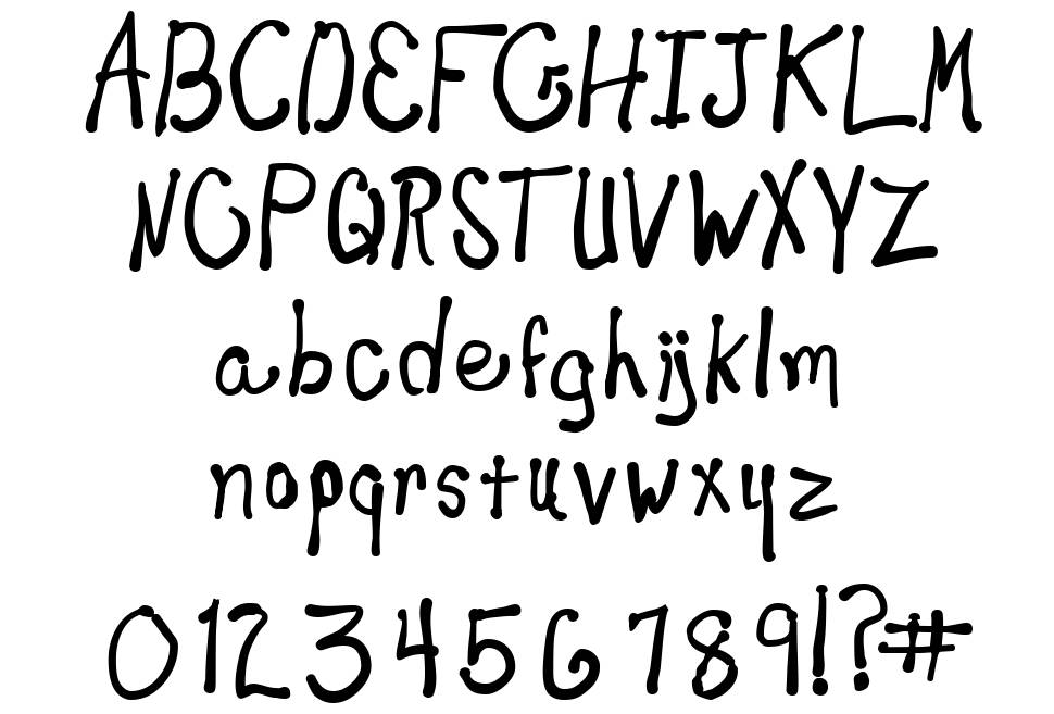 New Toy font
