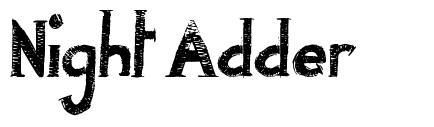 Night Adder