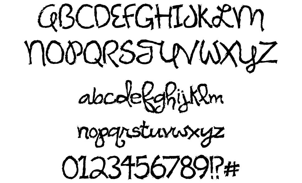 Night of the Fireflies font