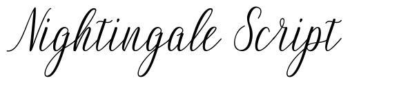 Nightingale Script
