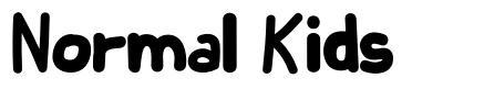 Normal Kids