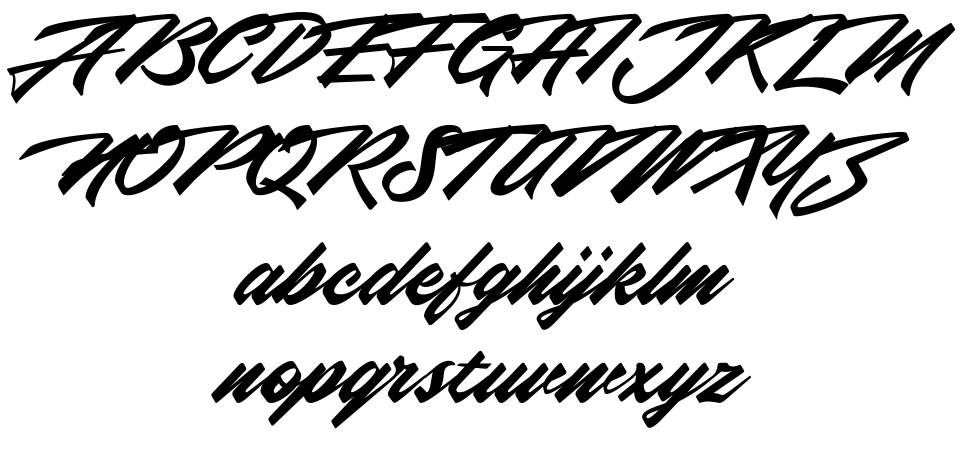 Northern Freedom font