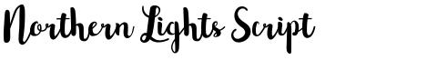 Northern Lights Script