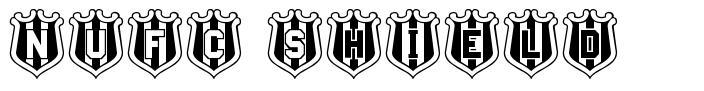 NUFC Shield