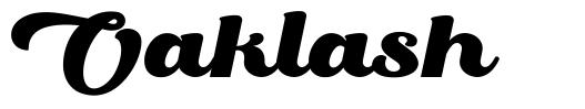 Oaklash