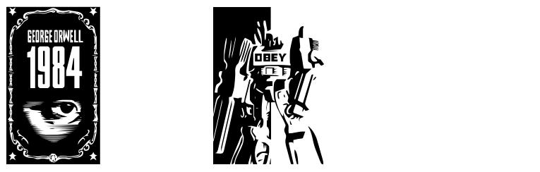 Obey Tyrant font