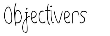 Objectivers